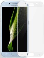 Защитное стекло Full screen Samsung A310 (A3-2016) (White)