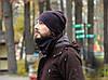Мужской комплект шапка+шарф бафф I&M - 090213
