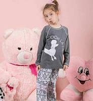 Пижама для девочки хлопковая 66078