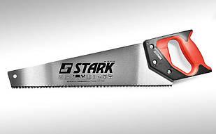 Ножовка по дереву Stark 400 мм средний зуб (507400007)