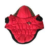 Курточка для собаки с капюшоном