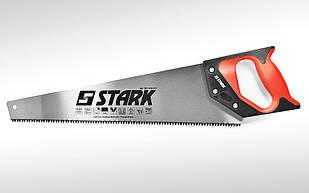 Ножовка по дереву Stark 450 мм крупный зуб  (507450005)