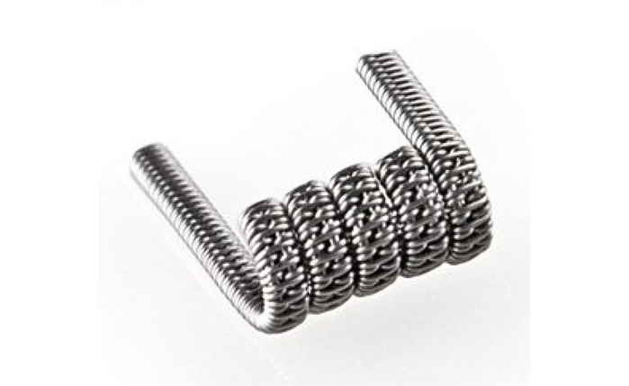 Заготовки Staggered fused clapton coil  стагерд койл, фото 2