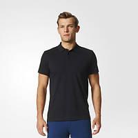 Adidas Essentials Basic мужская футболка-поло S98751