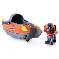Игровой набор - Щенок Зума на морской воздушной подушке- трансформере - Щенячий патруль -Морской патруль, фото 1