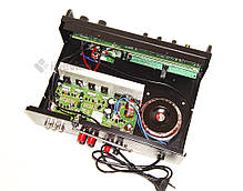 Усилитель звука UKC AV-329BT Bluetooth, Karaoke, фото 3