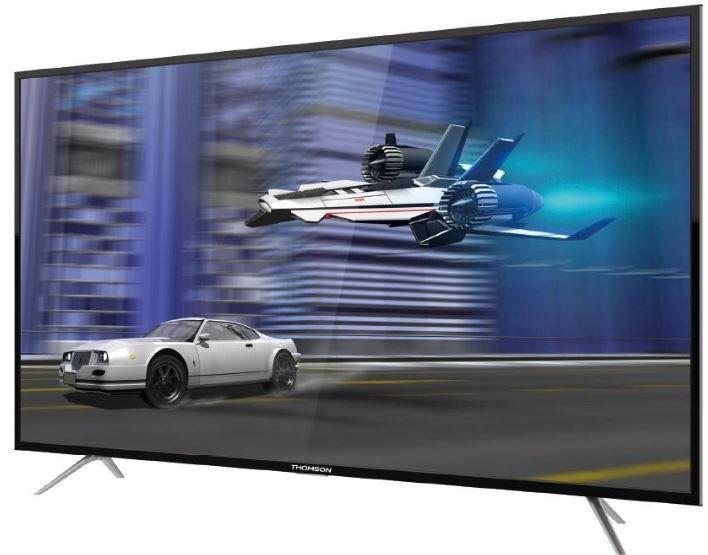 Телевизор Thomson 49UC6306 (РРI 1200Гц, UltraHD 4K, Smart, Android,Dolby Digital Plus2х8Вт,DVB-С/T2/S2)