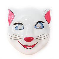 Маска детская Кошка - пластик, 3Д