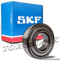 Подшипник радиальный закрытый SKF 607