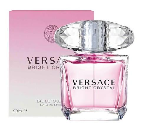 Женские - Versace Bright Crystal (edt 90 ml) - Интернет-магазин DaModa в Киеве