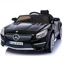 Детский электромобиль X-Rider Mercedes SL63 AMG Черный