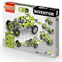 Детский конструктор INVENTOR 16 в 1 Автомобили Engino 1631