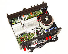 Усилитель звука UKC AV-323BT Bluetooth, USB, фото 3