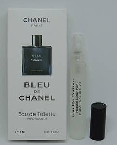 Мини-парфюм Chanel Bleu de Chanel (10 мл)