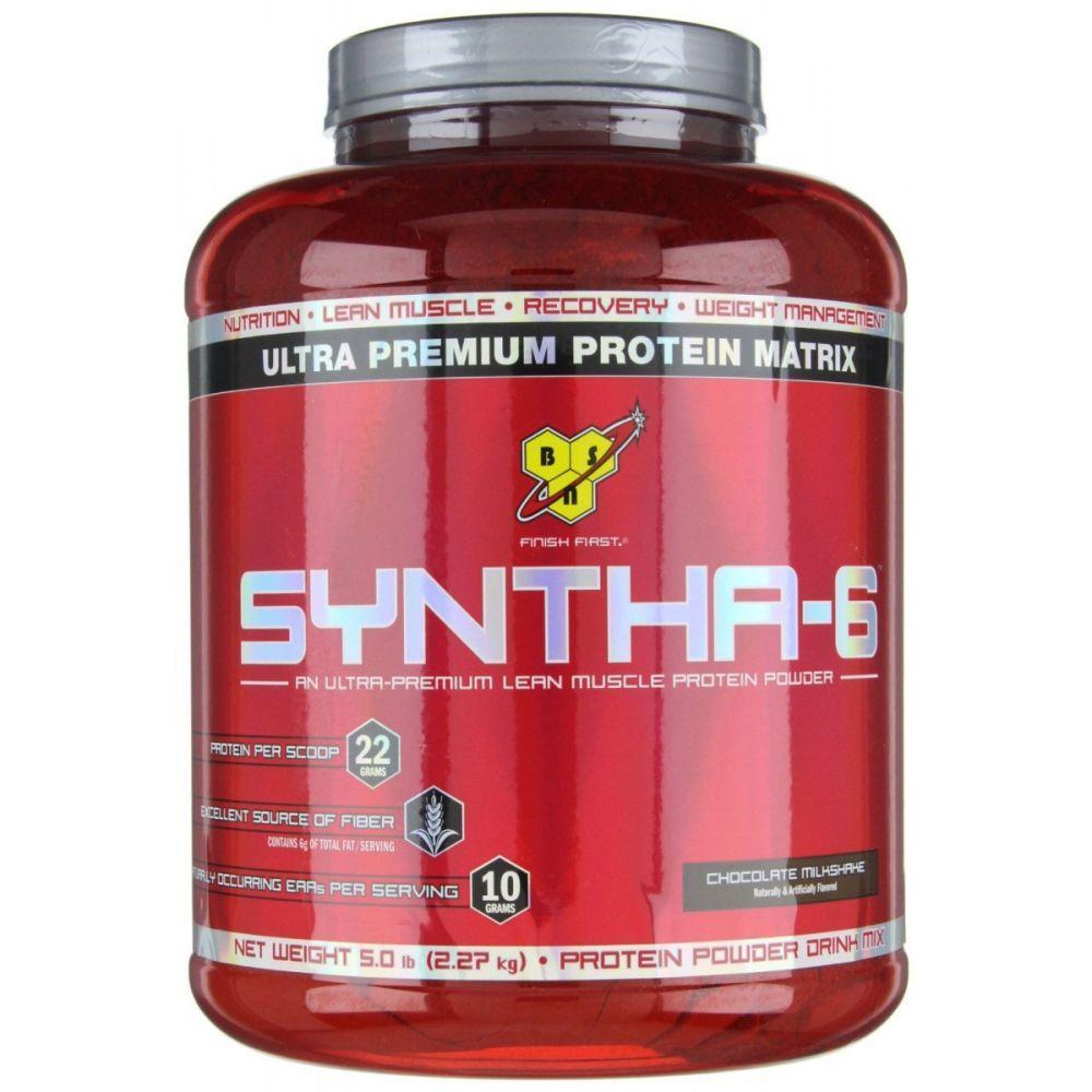 Протеин BSN Syntha-6 2,27 kg, БСН Синта 6 2,27 кг