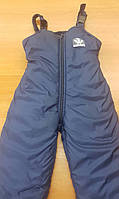 Детские штаны плащевка  на флисе оптом 104-116, фото 1