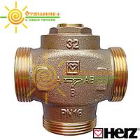 HERZ teplomix 1 1/4 61°C антиконденсационный термостатический смесительный клапан
