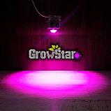 Фитолампа GrowStar 150W Полноспектровая. Grow LED Lamp 150W Full Spectrum 340-840nm., фото 2