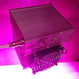 Фитолампа GrowStar 150W Полноспектровая. Grow LED Lamp 150W Full Spectrum 340-840nm., фото 3