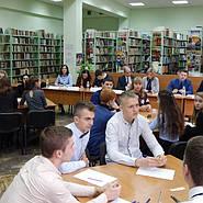 Турнир юных правоведов Экономико-правового колледжа ЗНУ