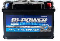Аккумулятор 75 Аh, 12V Euro BI-Power