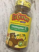 Витамин C, цинк и эхинацея для иммунитета детей LIL CRITTERS , фото 1