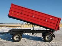 Прицеп тракторный двухосный Т-710