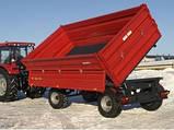 Двовісний причіп тракторний Т-710, фото 2
