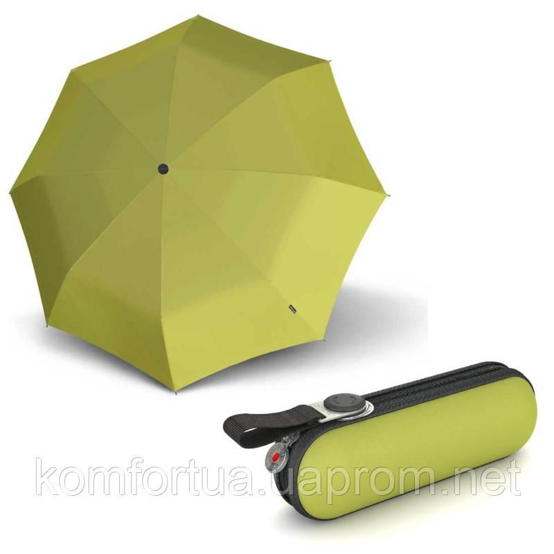 Зонт складной Knirps  X1 Lemon UV Protection механический
