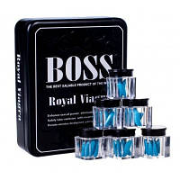 Boss Royal Viagra Босс Роял Виагра препарат для повышения лечения потенции 27 таблеток