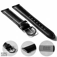 Ремешок для часов маст-хэв черный, серебро