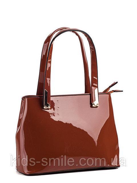 Элитная женская сумка цвет бронза