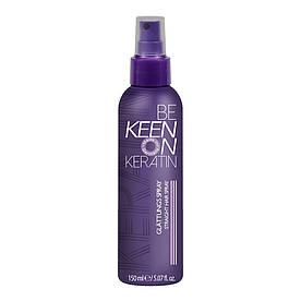 Спрей «Кератиновое  выпрямление» Keen glaettungs spray 150 мл.
