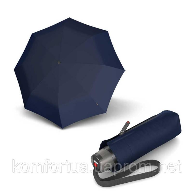 Зонт складной Knirps T.010 Small Manual Navy механический