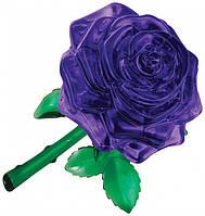 Подарок женщине - 3D пазл Роза