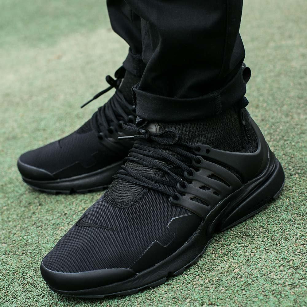 d57dbde8 Оригинальные мужские кроссовки Nike Air Presto Mid Utility
