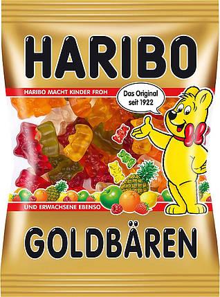 Желейні цукерки Haribo Goldbären 200гр. Німеччина, фото 2