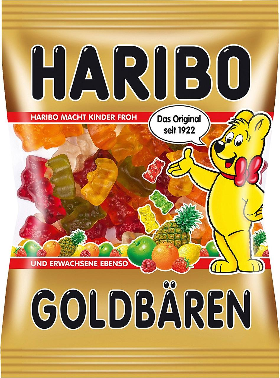 Желейні цукерки Haribo Goldbären 200гр. Німеччина