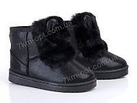 Ботинки детский 20204-3A black
