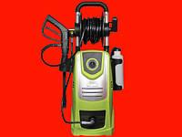 Мойка высокого давления Grunhelm HPW-2200 GR с забором воды