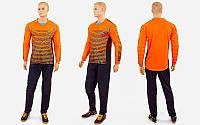 Форма футбольного вратаря CO-022-OR(XL) (PL, р-р XL-50-52 оранжевый), фото 1