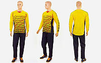 Форма футбольного вратаря CO-022-Y(XXXL) (PL, р-р 3XL-54, желтый), фото 1