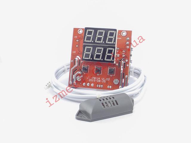 Контроллер температуры и влажности Lilytech ZL-7811A
