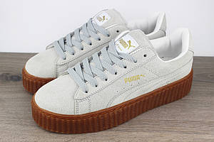 Puma by Rihanna Creeper White Star (Реплика)