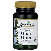 Гуаровая камедь Guar Gum 400 мг 60 капс