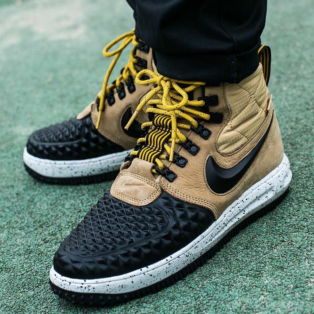 906f6180 Оригинальные мужские кроссовки Nike Lunar Force 1 Duckboot '17