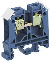 Зажим ІЕК ЗНИ-10 мм2 (JXB70A) набірний синій