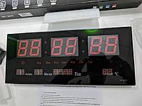 Электронные настенные Led часы Number clock YX-3615