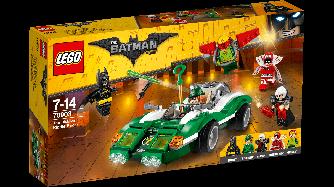 LEGO The Batman Movie Гоночный автомобиль Загадочника 254 детали