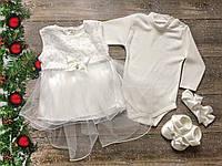 Очень красивый набор для девочки на крещение, на праздник Турция, фото 1